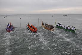 Dugong Boat Race di Ikuti 25 Tim